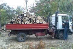 Prevoz drva